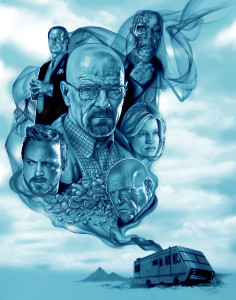 Breaking Bad - by Tony