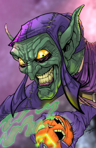 Green Goblin - by Tony