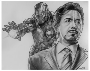 Ironman - by Tony