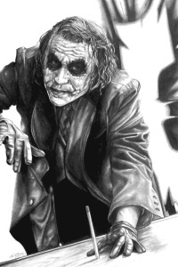 Joker - by Tony