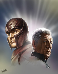 Magneto - by Tony