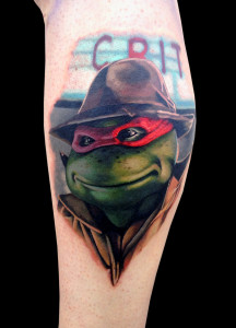 Raph - by Tony