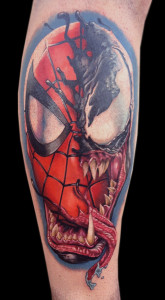 Spidey Venom - by Tony