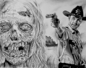 Walking Dead - by Tony